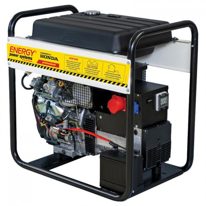 Generator de curent trifazat Energy 20000 TVE, 19,5 kVA [1]
