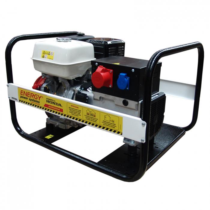 Generator de curent trifazat Energy 8000 TH, 7,7 kVA [1]