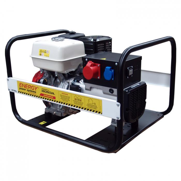 Generator de curent trifazat Energy 9000 TH, 8,7 kVA [1]