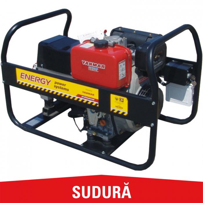Generator de sudură Energy 220 WTD, 6,5 kVA [0]