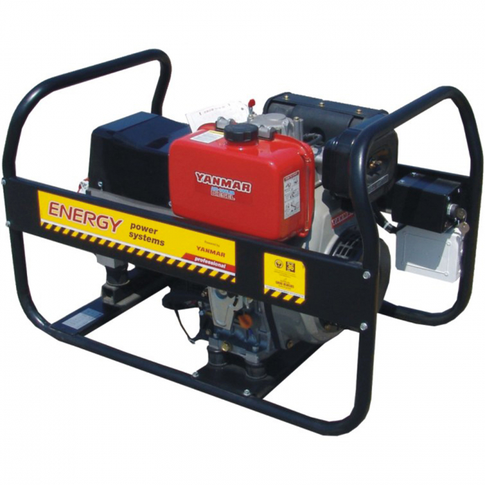 Generator de sudură Energy 220 WTD, 6,5 kVA [1]