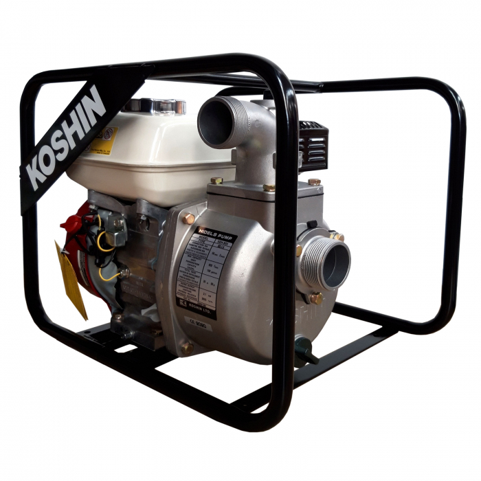 Motopompă pentru ape curate KOSHIN SEH-50X, 2 țoli [1]