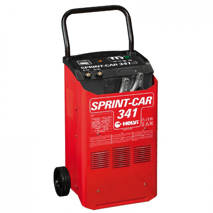 Încărcător pentru baterii și starter Helvi SPRINT CAR 341 monofazic [0]