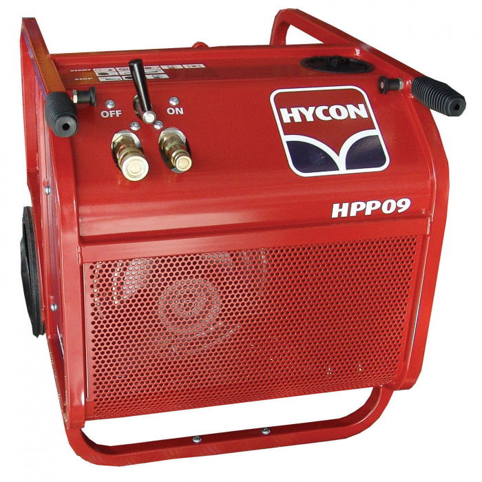 Pachet hidraulic Hycon HPP09 + ciocan hidraulic HH20 + furtun 6 m [1]