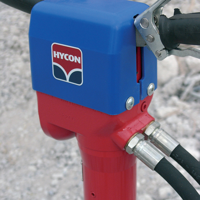 Pachet hidraulic Hycon HPP13 FLEX + ciocan hidraulic HH23 + furtun 10 m [2]