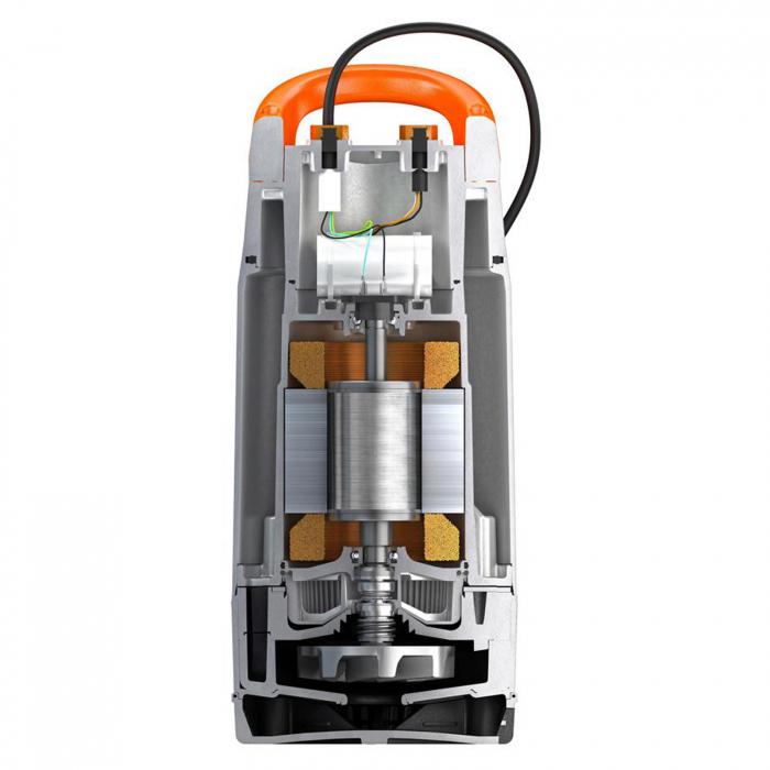 Pompă submersibilă pentru drenaj 2 țoli Xylem Ready 8 - 0,75 kW [1]
