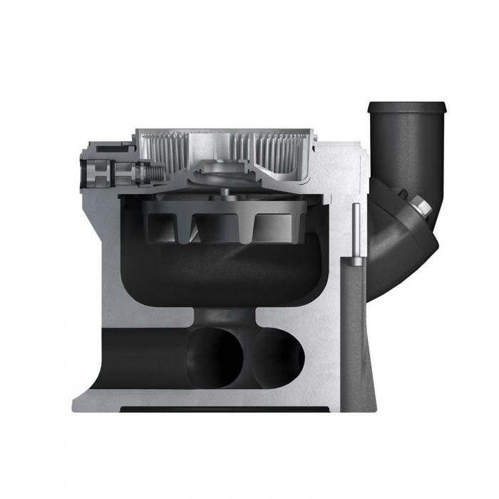 Pompă submersibilă pentru drenaj 2 țoli Xylem Ready 8S - 0,9 kW [1]
