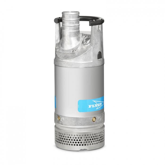 Pompă submersibilă pentru drenaj 3 țoli Xylem BS 2640.181 HT 251 - 5,6 kW [0]