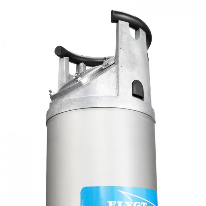 Pompă submersibilă pentru drenaj 3 țoli Xylem BS 2640.181 HT 251 - 5,6 kW [1]