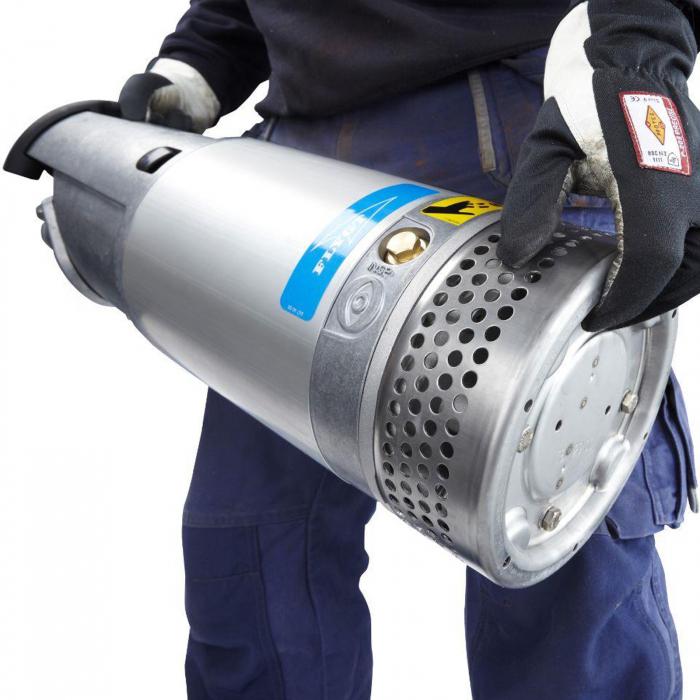 Pompă submersibilă pentru drenaj 3 țoli Xylem KS 2610.160 MT 233 - 1,4 kW [1]