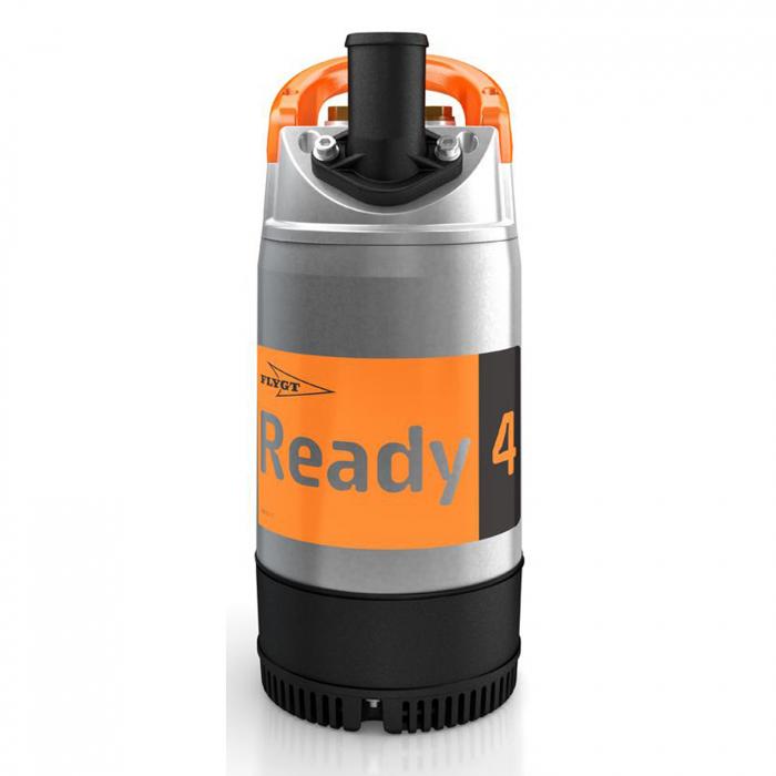 Pompă submersibilă pentru drenaj Xylem Ready 4 - 0,42 kW [0]