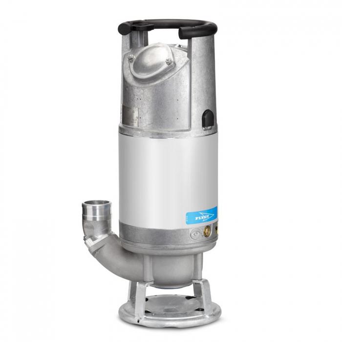 Pompă submersibilă pentru noroi 3 țoli Xylem DS 2620.281 MT 234 - 2,2 kW [0]