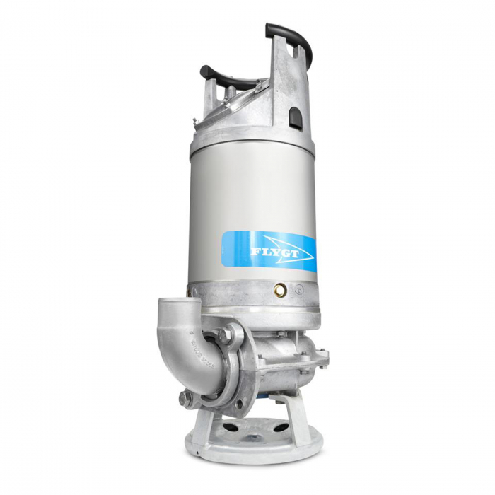 Pompă submersibilă pentru noroi 3 țoli Xylem DS 2640.281 HT 259 - 5,6 kW [0]