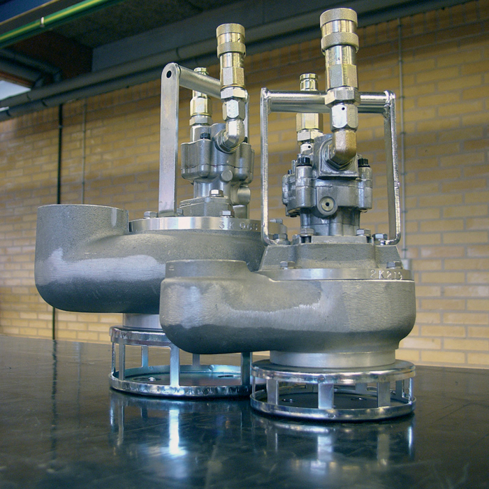 Pompă submersibilă acționată hidraulic Hycon HWP 2 țoli [1]