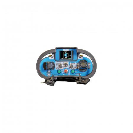 Cilindru vibrocompactor articulat Weber MC 85 [2]