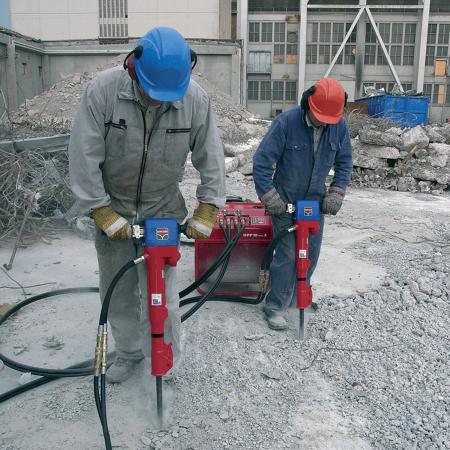 Ciocan hidraulic Hycon HH 20, prindere H 25 x 108 mm [1]