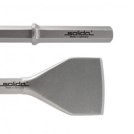 Daltă pentru asfalt Solida prindere H 32 x 160 mm [0]
