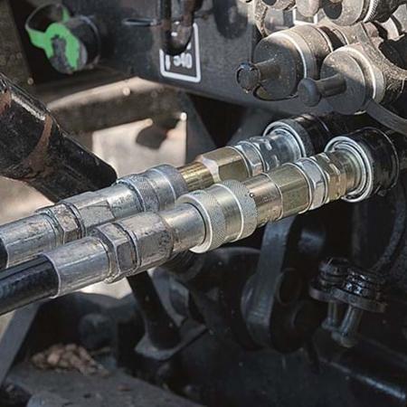 Echipament hidraulic pentru bătut stâlpi în pământ Hycon HPD [3]
