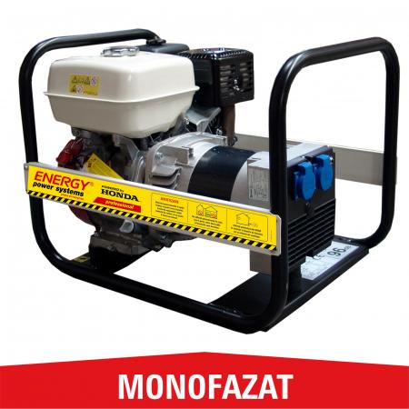 Generator de curent monofazat Energy 4500 MH, 4,2 kW [0]