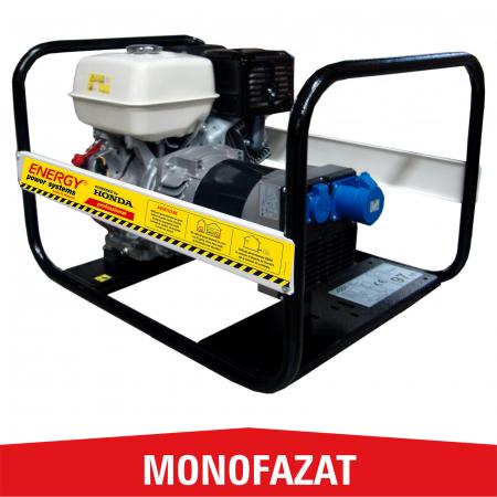Generator de curent monofazat Energy 6500 MH, 6,2 kW [0]