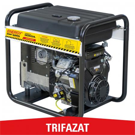 Generator de curent trifazat Energy 15000 TVE, 14,5 kVA [0]