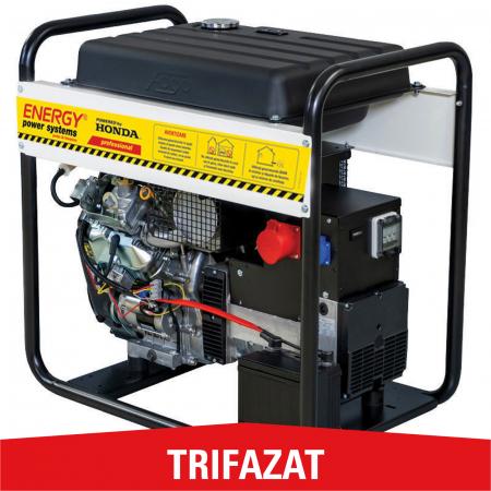 Generator de curent trifazat Energy 20000 TVE, 19,5 kVA [0]