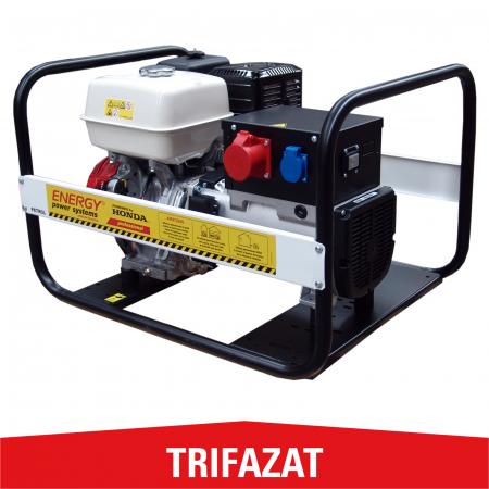 Generator de curent trifazat Energy 9000 TH, 8,7 kVA [0]