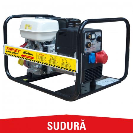 Generator de sudură Energy 220 WTH, 7,2 kVA [0]