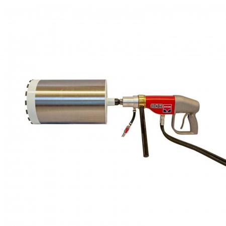 Mașină de găurit cu carotă Hycon HCD50-200 [0]