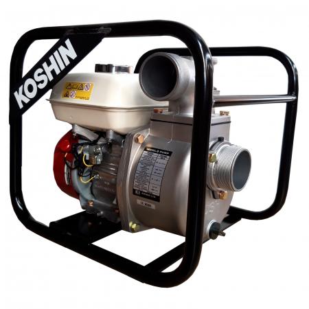 Motopompă pentru ape curate KOSHIN SEH-80X, 3 țoli [1]