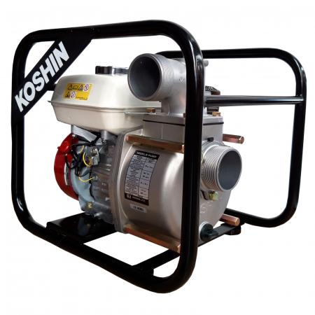 Motopompă pentru ape semimurdare KOSHIN STH-80X, 3 țoli [1]