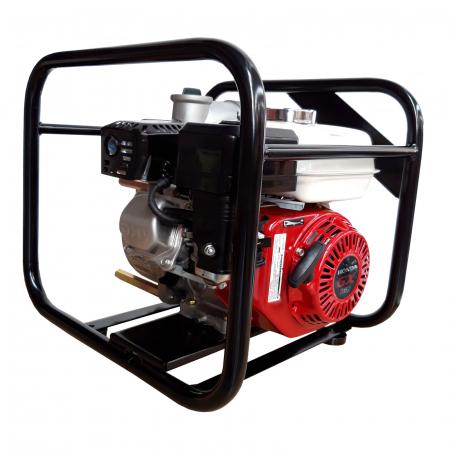 Motopompă pentru ape semimurdare KOSHIN STH-80X, 3 țoli [2]