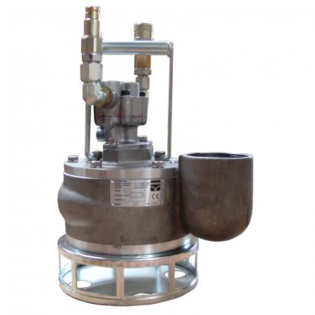 Pompă submersibilă acționată hidraulic Hycon HWP 3 țoli [0]