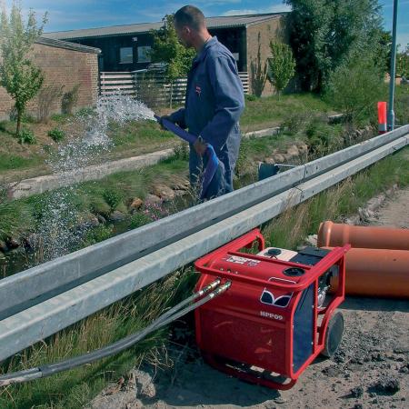 Pompă submersibilă acționată hidraulic Hycon HWP 4 țoli [2]