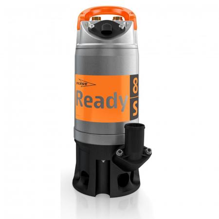 Pompă submersibilă pentru drenaj 2 țoli Xylem Ready 8S - 0,9 kW [0]