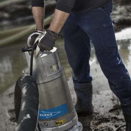 Pompă submersibilă pentru noroi 3 țoli Xylem DS 2620.281 MT 234 - 2,2 kW [4]