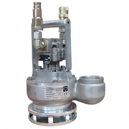 Pompă submersibilă acționată hidraulic Hycon HWP 2 țoli [0]