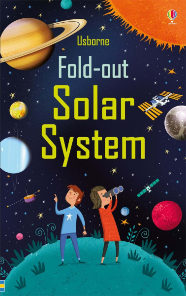 Fold-Out Solar System [0]