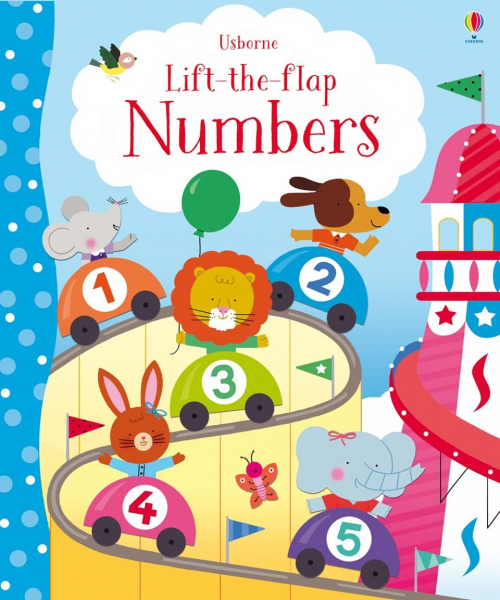 Lift the Flap Numbers 0