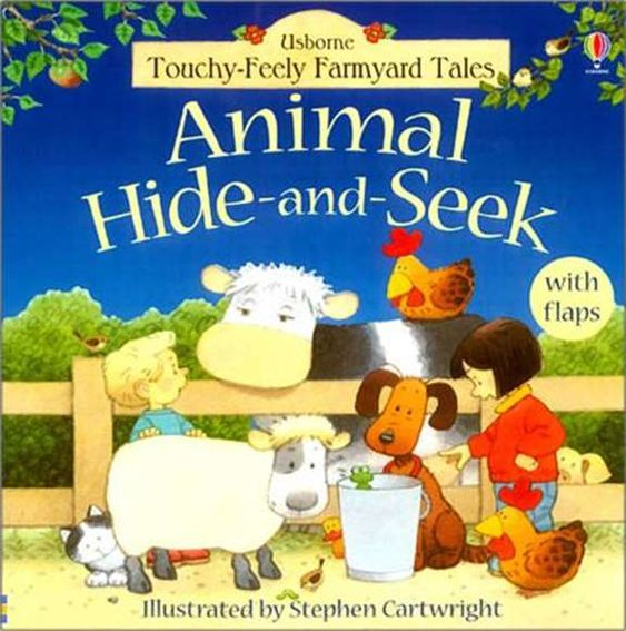 Poppy and Sam's Animal Hide and Seek 0
