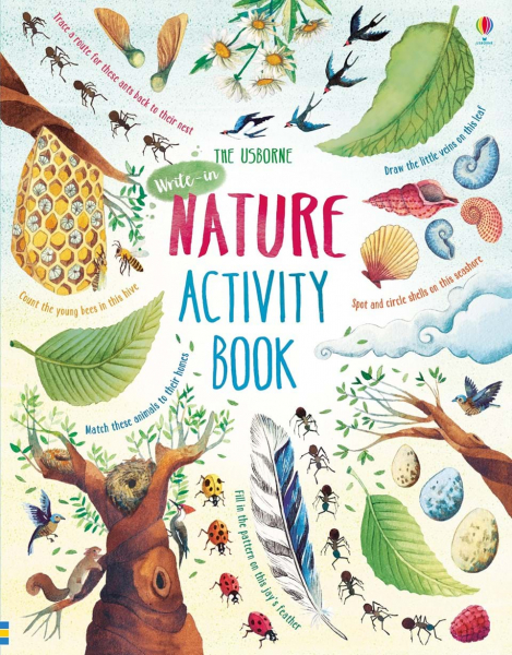 Nature Activity Book 0