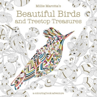 Millie Marotta's Beautiful Birds and Treetop Treasures 0