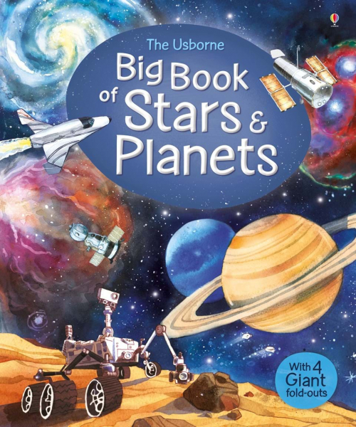 Big book of stars and planets 0
