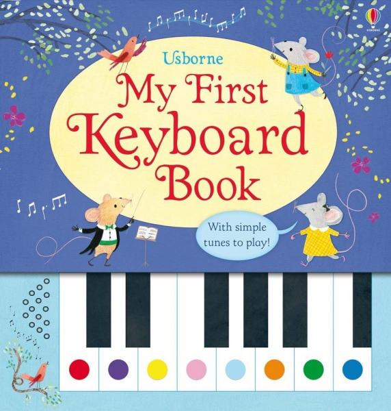 My First Keyboard Book 0