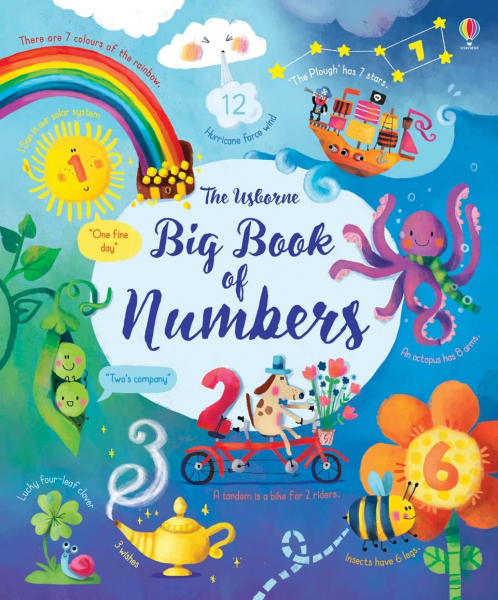 Big book of numbers 0