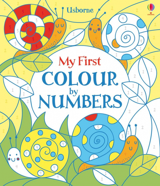 My First Colour by Numbers 0