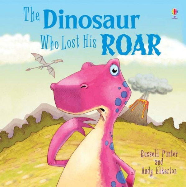 Dinosaur Who Lost His Roar 0