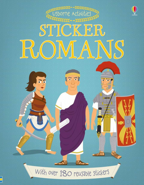 Sticker Romans 0