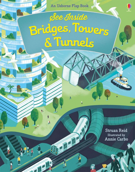 See Inside Bridges, Towers and Tunnels 0