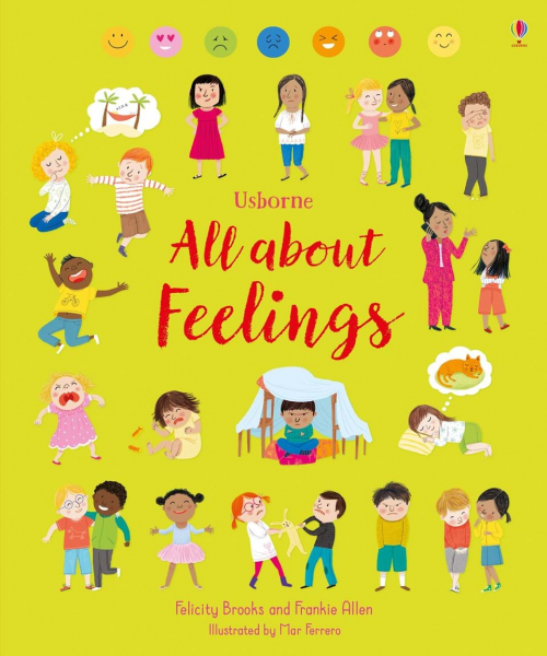 All About Feelings | Felicity Brooks 0